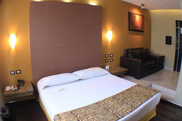 Motel Zaire habitacion sencilla