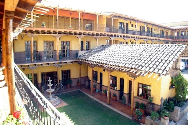 hotel colonial posada don ramon