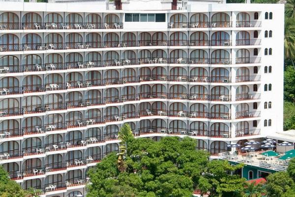 hotel real bananas acapulco